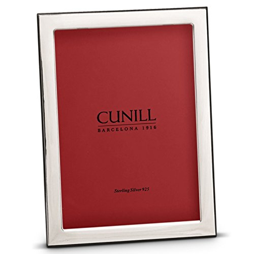Cunill Oxford 4x6 Sterling Silver Picture Frame ()