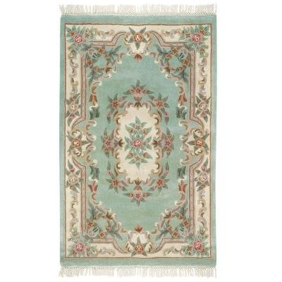 Home Decorators Collection Imperial Light Green 5 Ft. x 8 Ft. Area Rug - Imperial International Green