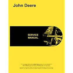 John Deere 1010 Tractor Service Manual (2610)