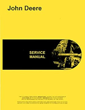 amazon com john deere 70 skid steer loader service manual john rh amazon com john deere lx188 service manual download John Deere LX188 Hood Craigslist