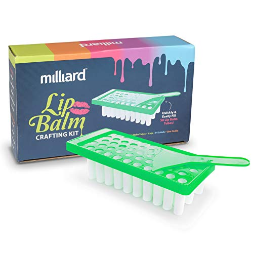 Milliard Lip Balm Crafting