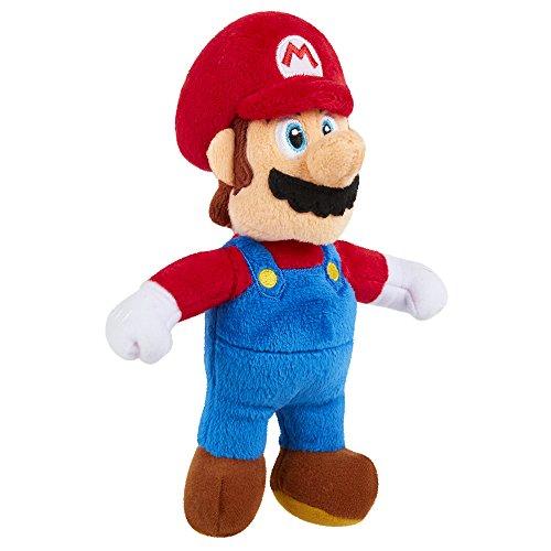 World of Nintendo Supper Mario Bros U  - Mario Plush