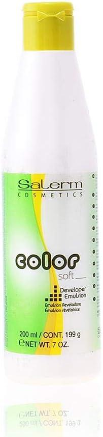 Salerm Cosmetics Emulsión Reveladora de Color - 1000 ml