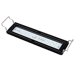 Balanced combination of multiple LEDs for optimal photosynthetic activity, plant growth and accurate viewing. Number of LEDs: 30(24 white, 2 red, 2 blue, 2 green)Adjustable Mounting Legs The adjustable mounting legs allow for flexibility in f...