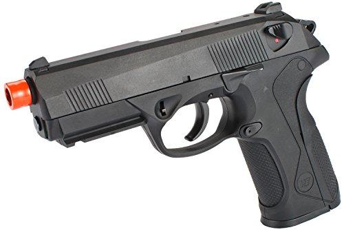 - Evike - WE-Tech Bulldog Full Size Airsoft Gas Blowback GBB Pistol - Black - (42077)