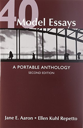 40 Model (40 Model Essays 2nd Ed. + Writing Class Solo Six Month Access Card)