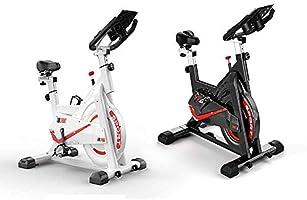 LSYOA Interior Bicicleta Estática, Correa Bicicleta Fitness ...