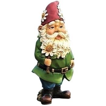 joseph studio 65900 tall gnome garden statue 12 inch - Gnome Garden