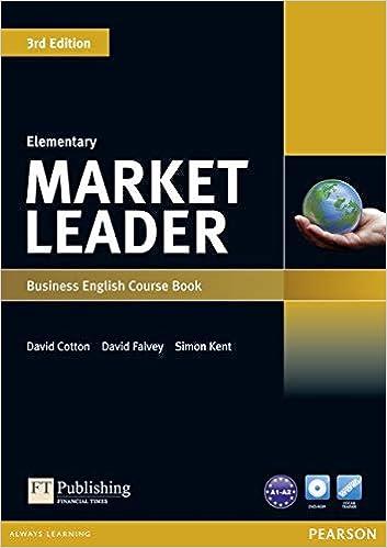 New Market Leader Intermediate Student Book