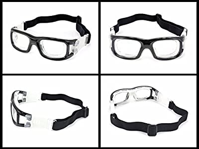 Basketball / Football Avant-garde Fashion Sports Glasses Antifog Anti Shock Collision Wearable Glasses Sports Goggles