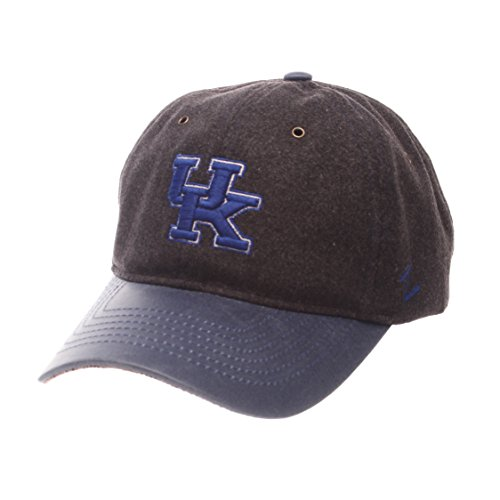 (NCAA Kentucky Wildcats Adult Men Alum Heritage Collection Hat, Adjustable, Heather Gray )