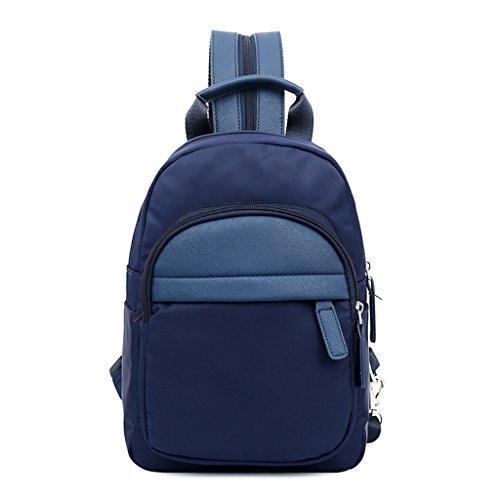 Bolso unique hombro mujer Azul Ruda al para Taille fpUwxq