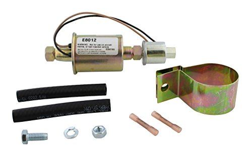 Airtex E8012S Cadmium Gold Fuel Pump -