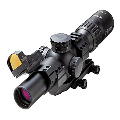 Burris XTR II Riflescope with 5.56 Ballistic Illuminated Reticle Combo by Burris