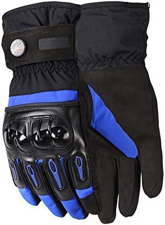 用手袋 バイク用グローブ メンズ 自転車 サイクリング 本革 モーターバイク用手袋 保護 耐磨耗 耐衝撃 サイズ レーシング用 ロードバイク競技用品
