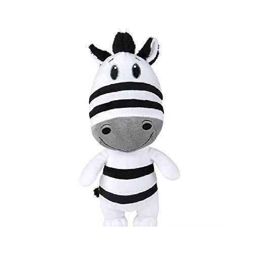 11'' My First Zebra by Bargain World