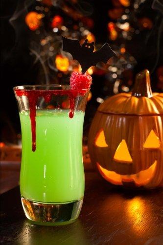 Halloween Drink - Vampire's Kiss Cocktail Journal: 150 page lined (Halloween Cocktails Vampire Kiss)