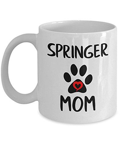 Springer Spaniel Gifts English Mug Welsh Springer Mom 11oz and 15oz