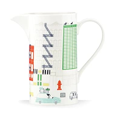 kate spade new york Hopscotch Drive About Town Pitcher