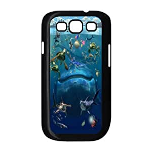 High Quality Phone Back Case Pattern Design 7Marlin,Nemo Design- For Samsung Galaxy S3