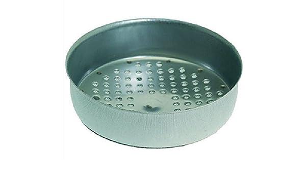 Filtro de ducha Protector de 60 mm x 20 mm para muchos modelos de máquina de café eléctrica 1081016 2 Count: Amazon.es: Hogar