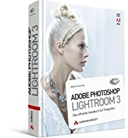 Adobe Photoshop Lightroom 3 Front Cover