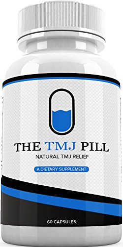 TMJ Supplements Treatment Naturally Capsules product image