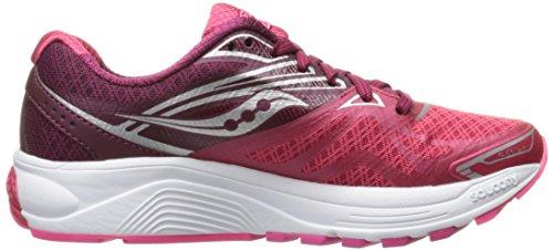 US Purple 9 Ride Women's Saucony Pink W Shoe Running xnBaSw4qz1