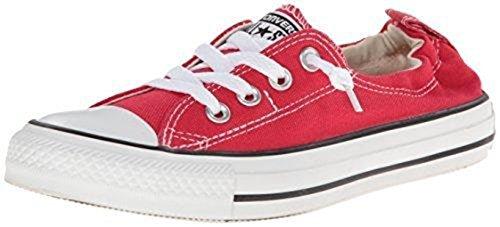 Converse Femmes Chuck Taylor Shoreline Slip Chaussure Occasionnelle, Varsity Red- 9 B (m) Us
