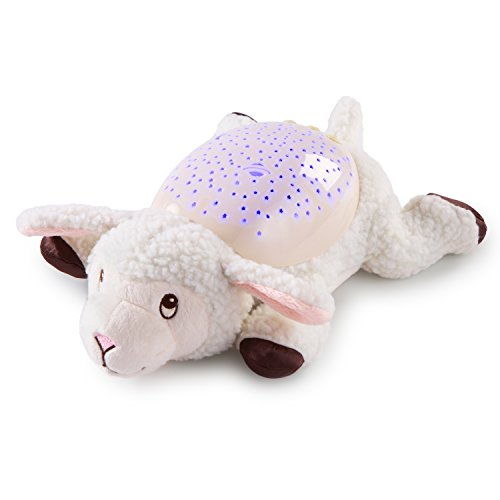 Summer Infant Slumber Buddies Projection and Melodies Soother, Laura The Lamb]()