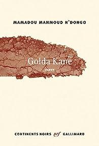 Golda Kane par Mamadou Mahmoud N' Dongo