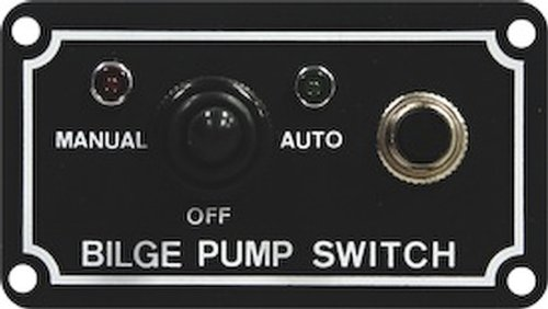 (SeaSense Bilge Pump 3 Way Switch)