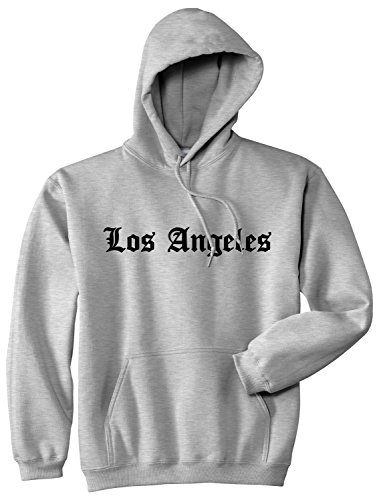 Kings Of NY Los Angeles City California CA Pullover Hoodie