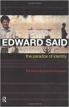 Book Edward Said: The Paradox of Identity