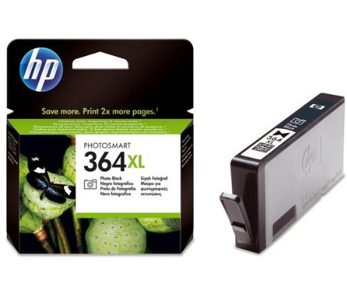 HP 364XL CB322EE - Cartucho de tinta para impresora: Amazon ...