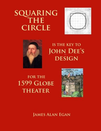 Squaring the Circle is the key to John Dee's Design for the 1599 Globe theater (The Globe Theater History)