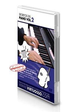 Virtuosso Classic Piano Instructional Method Vol. 2 (Curso De Piano Clásico Vol. 2) SPANISH ONLY