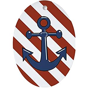 41Nkv8Be6AL._SS300_ 75+ Anchor Christmas Ornaments