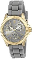 Invicta Women's 'Angel' Quartz Stainless Steel Casual Watch (Model: 22100)