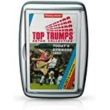 Top Trumps Today's Strikers Retro Card Game