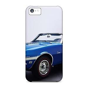 linJUN FENGBDBsMtq7666PxKBo Faddish Chevrolet Camaro 327 Convertible '1968 Case Cover For ipod touch 5