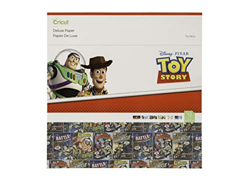 Cricut Deluxe Paper, Disney, Toy Story