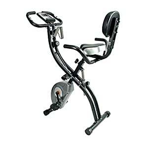 Well-Being-Matters 41NkwQZcpNL._SS300_ ATIVAFIT Stationary Exercise Bike Magnetic Upright Bike Monitor with Phone Holder, High Backrest, Adjustable Resistance…
