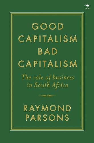 Download Good capitalism, bad capitalism ebook
