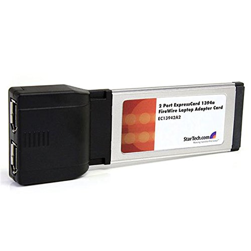 The Excellent Quality ExpressCard 1394 FireWire Card by Generic