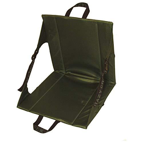 Crazy Green (Crazy Creek Original Chair - The Original Lightweight Padded Folding Chair - Forest Green)