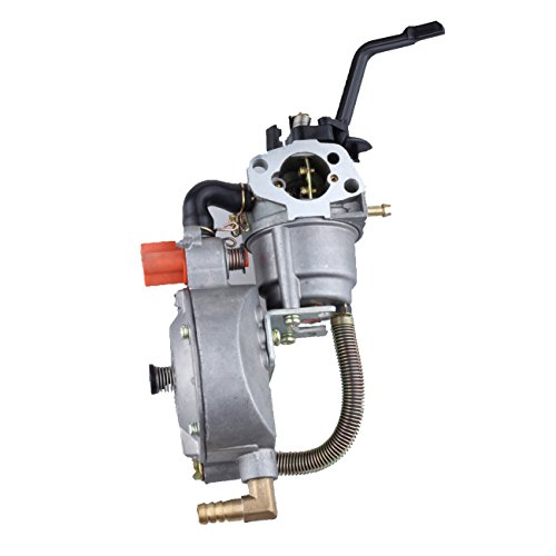 Savior Carburetor Carb for 168f 170f Gx200 Dual Fuel LPG Ng Conversion Kit Water Pump Engine