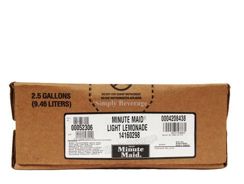 minute-maid-light-lemonade-syrup-25-gallon-bag-in-box-bib-sodastream