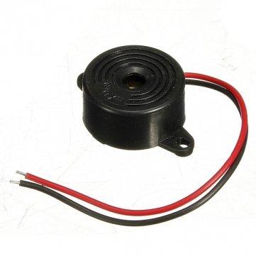 High Tone Qualité Electronique 3-24V Piezo buzzer 95dB Continu BC SKUSKD1194229
