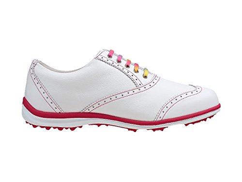 Fucsia Casual Donna scarpe Footjoy Lopro Crampons Da Blanco 4HxTqaPwn0